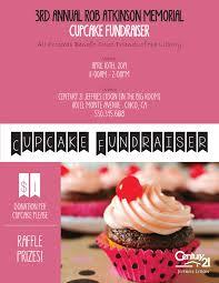 Cupcake Fundraiser Flyer 04