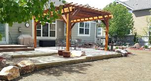 Patio Ideas ~ Outside Pergola Ideas Garden Patio Pergola Ideas ... Backyard Pergola Ideas Workhappyus Covered Backyard Patio Designs Cover Single Line Kitchen Newest Make Shade Canopies Pergolas Gazebos And More Hgtv Pergola Wonderful Next To Home Design Freestanding Ideas Outdoor The Interior Decorating Pagoda Build Plans Design Awesome Roof Roof Stunning Impressive Cool Concrete Patios With Fireplace Nice Decoration Alluring