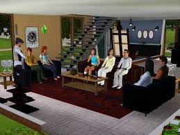 Sims 3 Ps3 Kitchen Ideas by The Sims 3 Surrounded By Family Lifetime Wish Walkthrough