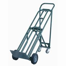 Hand Trucks - Steel 2 In 1 Hand Truck From Harper