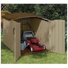suncast horizontal shed 34 cu ft horizontal shed suncast