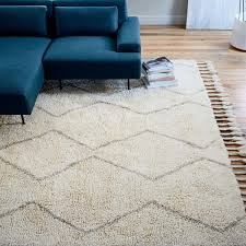 Amazoncom DEYYA Modern Polyester Fabric Area RugUK
