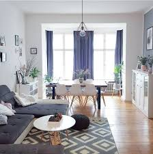 in with interior skandi industrial style
