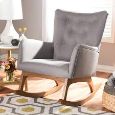 Upholstered Rocking Chairs – Bingabonga.com Disney Baby Upholstered Childs Mickey Mouse Rocking Chair Shop Chairs For Nursery Amazing Bedroom Marvelous Amazoncom Delta Children Emerson Glider Swivel Rocker Centreville With Ottoman Reviews Joss Main 2019 Popular Fniture Beautiful Home Custom Houndstooth Vintage Chairish Reupholstered Kids White Diyish The Chronicles Of Baxton Studio Yashiya Midcentury Retro Modern And