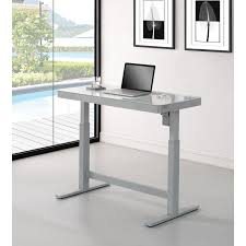 Jesper Stand Up Desk by Unique Furniture 205 Series Height Adjustable Standing Desk