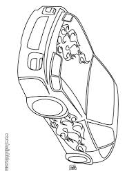 Cars Coloring Book Pdf Picture Big Car Page Transportation Pages Tuning Printable