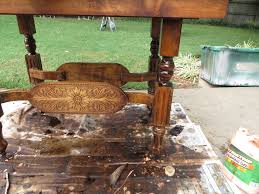 Cal Poly Pumpkin Patch Promo Code by Step By Step How To Refinish Wood Furniture Remodelaholic