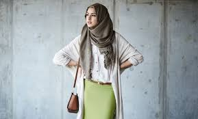 Hipster Hijabi Fashionable But Modest Dressing
