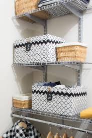 Easy DIY Fabric Storage Boxes