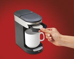 Amazon Hamilton Beach 49970 Personal Cup One Pod Brewer Single Serve Brewing Machines Kitchen Dining