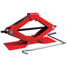 Duralast Floor Jack Handle by Big Red 1 5 Ton Scissor Jack T10152 The Home Depot