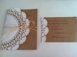 DIY Wedding Invites 5x7 Card Stock For Invite 4x6 Reply