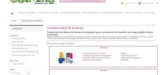 bureau eco des fournitures de bureau éco responsables lesassistantes fr