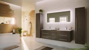badmöbel set mit doppelwaschtisch und lichtspiegel