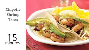 Chipotle Halloween Special 2012 by Chipotle Shrimp Tacos Recipe Myrecipes