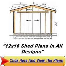 shed plans 10 16 garden shed plans building your own garden