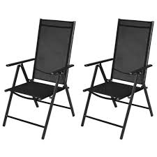 2 X Black Folding Garden Chairs Set Of Four Stacking Garden Chairs And Matching White Folding Table In Cambridge Cambridgeshire Gumtree Modern Wooden Folding Director Or Garden Chair On A Background 7 Position Adjustable Back Outdoor Fniture Foldable Rattan Chairs With Foot Rest Buy White Canvas Rows Lawn Botanic Stock Close Up Slatted Wooden Chair Intertional Caravan Royal Fiji Acacia High Bluewhite Camping Wedding Rental Sky Party Rentals Vidaxl 2x Hdpe Balcony Seat 225