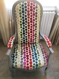 tissus fauteuil voltaire fauteuil voltaire noir et blanc refaire