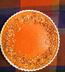 Pumpkin Fluff Recipe Cool Whip by A Crustless Pumpkin Pie For Pastry Scaredy Cats Pittsburgh Post