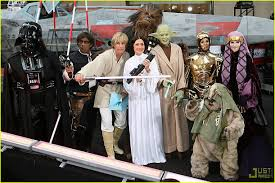 Characters For Halloween by Today Show U0027s Halloween Costumes Star Wars Characters Photo