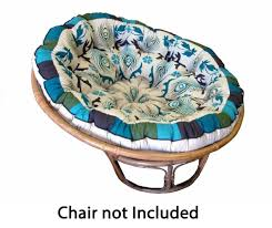 Double Papasan Chair World Market by Chair Papasan Chair Cushion Micro Suede World Market Cabana