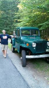 100 1950 Willys Truck Ted Tuerk Kaiser Jeep Blog