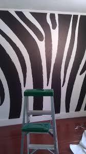 Zebra Decor For Bedroom by 92 Best Zebra Rooms Images On Pinterest Zebras Animal Print
