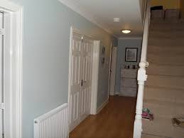decorations light blue shades in hallway light blue shades for