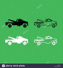 Breakdown Truck Icon . Black And White Color Set Stock Vector Art ... Ambulance Truck Icon Vector Filled Flat Sign Solid Pictogram Mail Truck Icon Digital Green Royalty Free Image Gas On White Round Button Art Getty Images Food Set Stock Vector Illustration Of Pizza 60016471 Towing Delivery Png Clipart Download Free Images In Semi Illustrations Creative Market Moving Graphic Design Semi Icons And Downloads Blue Background Cliparts Vectors Sallite Business And Finance Pattern