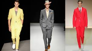 Men Suits Are Something That Every Guy Has At Least One In His Closet But This Season Designers Proposed A Retro Style Of 20s Mix Modern And