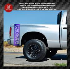 Dodge Ram 1500 2500 Truck Bed Side Decals Graphics Decals Power ... Dodge Ram Truck Fender Bars Hash Mark Racing Sport Stripes Decals 092018 Power Wagon Decal Hood Rear Side Strobes Product 2 Dodge Ram Power Wagon Truck Vinyl Stickers Window Sticker Chevy Bowtie Ford Jeep Car Amazoncom Sticker Compatible With Hemi Tribal Rt 1500 Hemi Bed Vinyl Decal Styling For 3x Hood Fender Decals 2500 Kryptek 4x4 Off Road Quarter Panel Cmyk Grafix Store Viper Srt10 Faded Rocker Stripe Tailgate Decal Mopar Trucks Stickers Dakota Truck Bed Side Decals Graphics Power