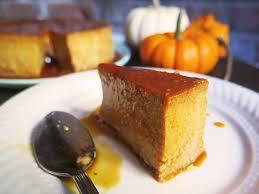 Healthy Pumpkin Desserts For Thanksgiving by Pumpkin Flan Stellarash