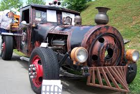 Rat Rod Train - Google Search | Rides | Trucks, Semi Trucks, Cars