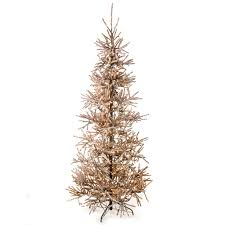 Pre Lit Pencil Christmas Trees by Lit Twig Christmas Tree Christmas Lights Decoration