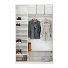 pax wardrobe with interior organizers ikea interior