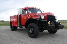 100 Dodge Medium Duty Trucks Custom 1948 Power Wagon Is An Odd Duck Thats Worth A Second