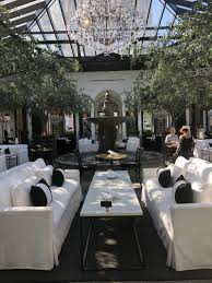 100 Palm Beach Outdoor Lounge Chair Contemporary Patio Chicago Retail X Restaurant Restoration Hardware Opens Dream Mansion In
