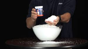 insta snow powder add water to make instant fake snow