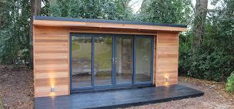 100 Modern Summer House The Crusoe Classic 6m X 4m Garden Room Home Office Studio