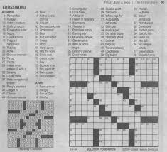 Newspaper Page Crossword Snap Wonderful Puzzle 1 Speedcubing 3