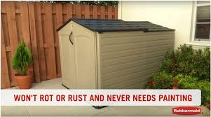 Suncast Resin Glidetop Outdoor Storage Shed Bms4900 by Horizontal Storage Sheds Outdoor Quality Plastic Sheds