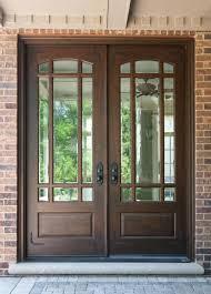 Front Doors Awesome Wood Front Door Lowes For Home Door Ideas