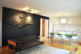 Unique Wall Decor Ideas Image Of Mid Century Modern Art Homemade