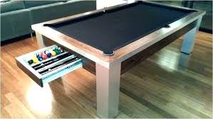 Dining Room Pool Table Combinations Combination