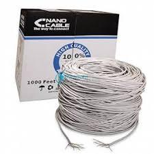 Cable de red en bobina Almacen Electricidad