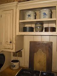 Primitive Kitchen Backsplash Ideas by 46 Best Primitive Kitchens Images On Pinterest Colonial Kitchen