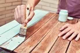 tisch streichen welche farbe eignet sich am besten