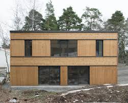 100 Semi Detached House Design Hermansson Hiller Lundberg Arkitekter Mikael Olsson Three