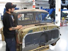 100 1948 Chevy Panel Truck Parts Mirror Polish Trim Jim Carter