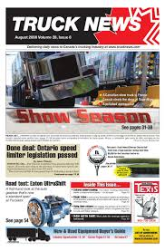 Truck News August 2008 By Annex-Newcom LP - Issuu Coastal Plains Trucking Llc Hrwy2017 Hashtag On Twitter Dalton Highway Alaska Stock Photos American Truck Simulator Riding Alkas Ice Road Trucking Before The Freeze Tfi Intertional Formerly Transforce Trucks On Inrstates Transport Co Inc Home Nz Driver November 2017 By Issuu Kw900jpg